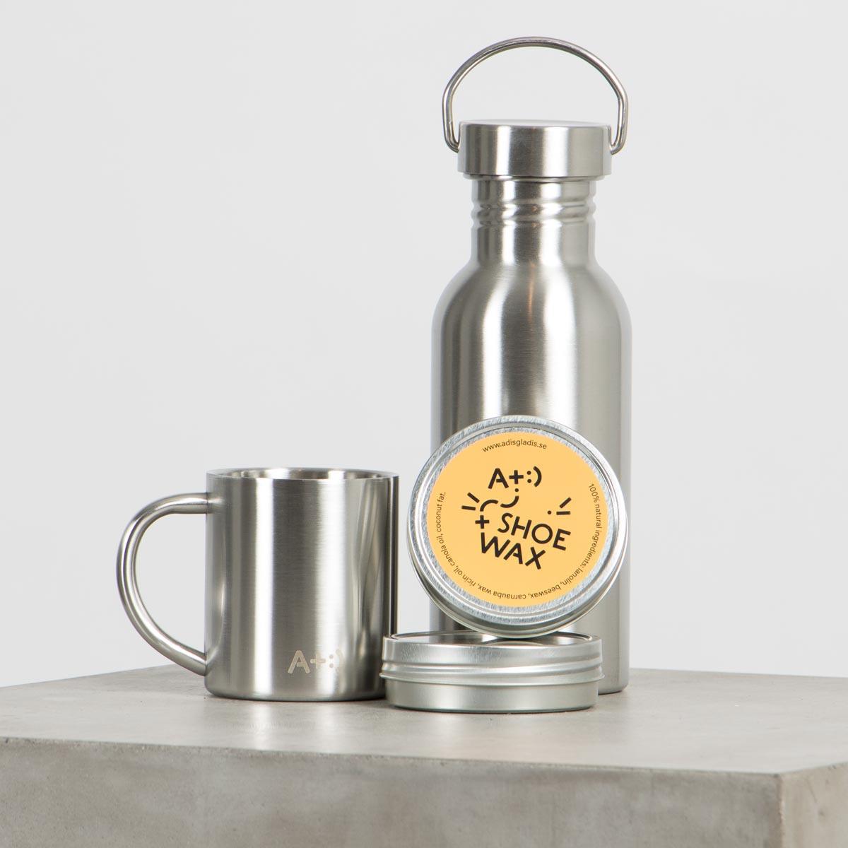 adisgladis-shoe-wax-water-bottle-insulated-mug