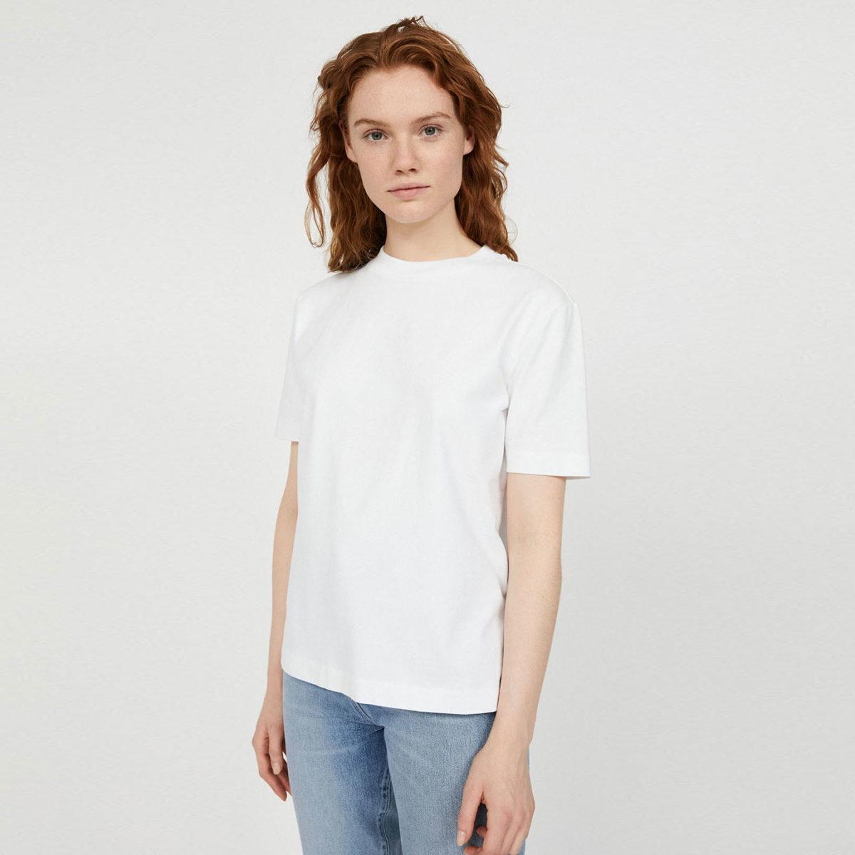 Kraftig & rejäl ekologisk t-shirt