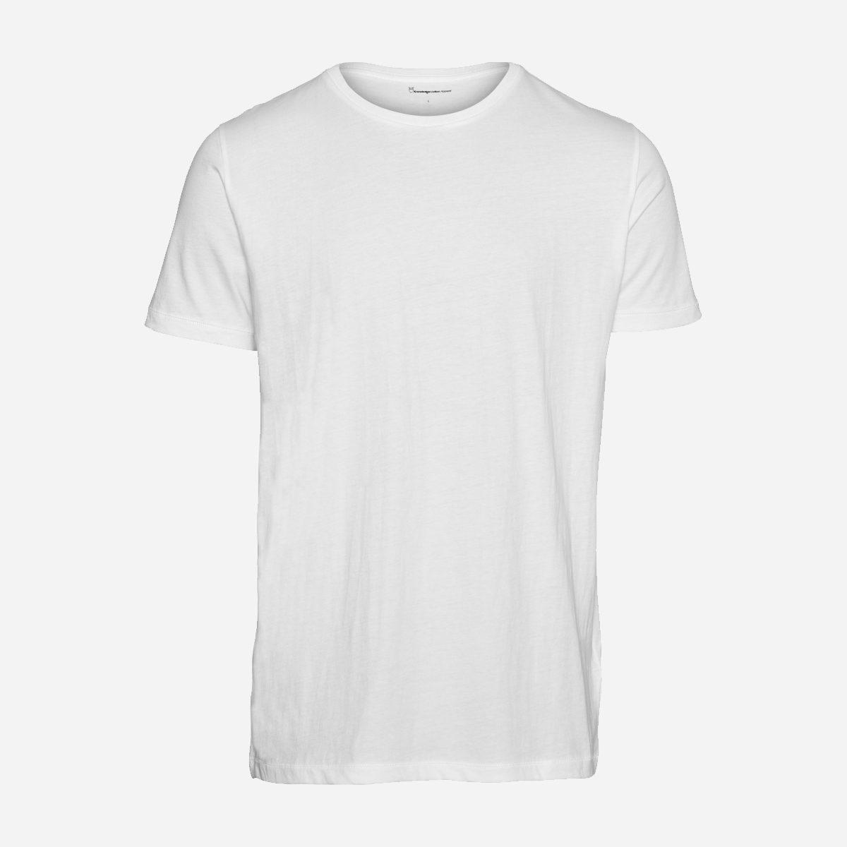 Ekologisk T-shirt Herr från Knowledge Cotton Apparel - GOTS-certifierad