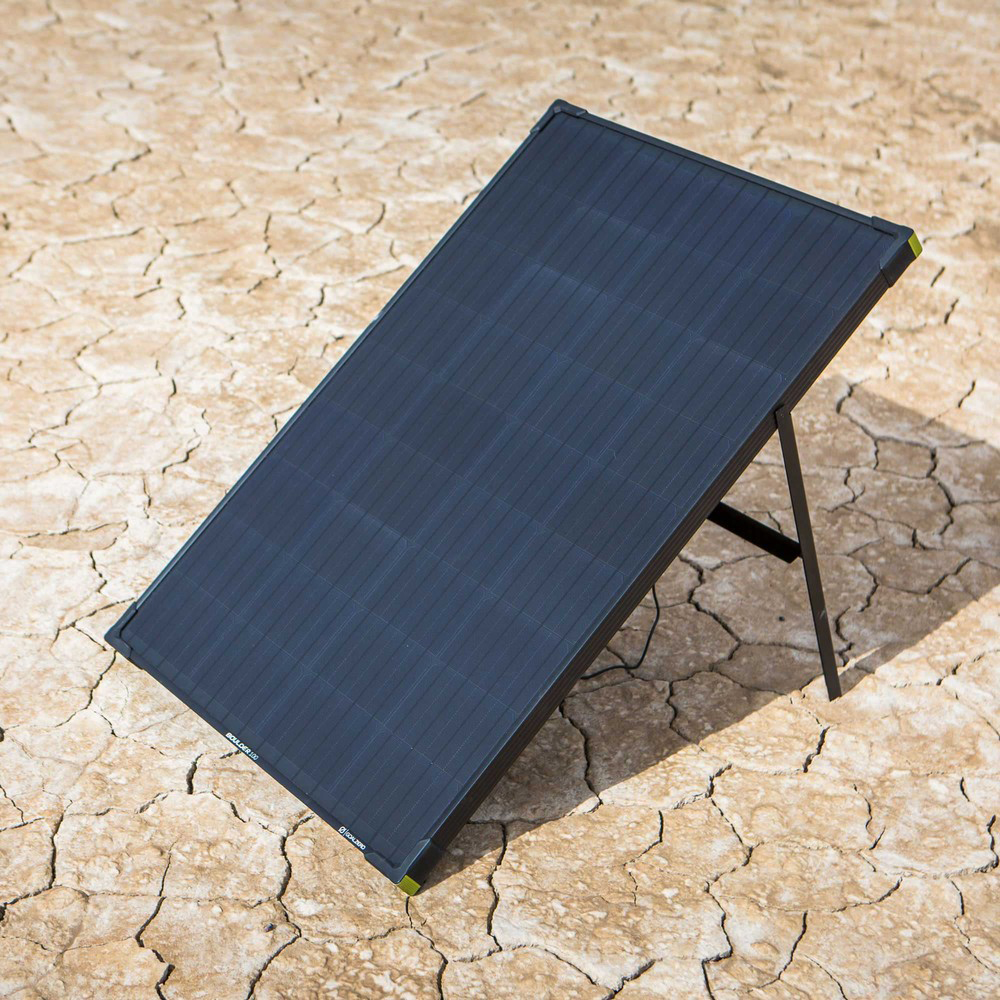 Boulder 100W solpanel från Goal Zero.