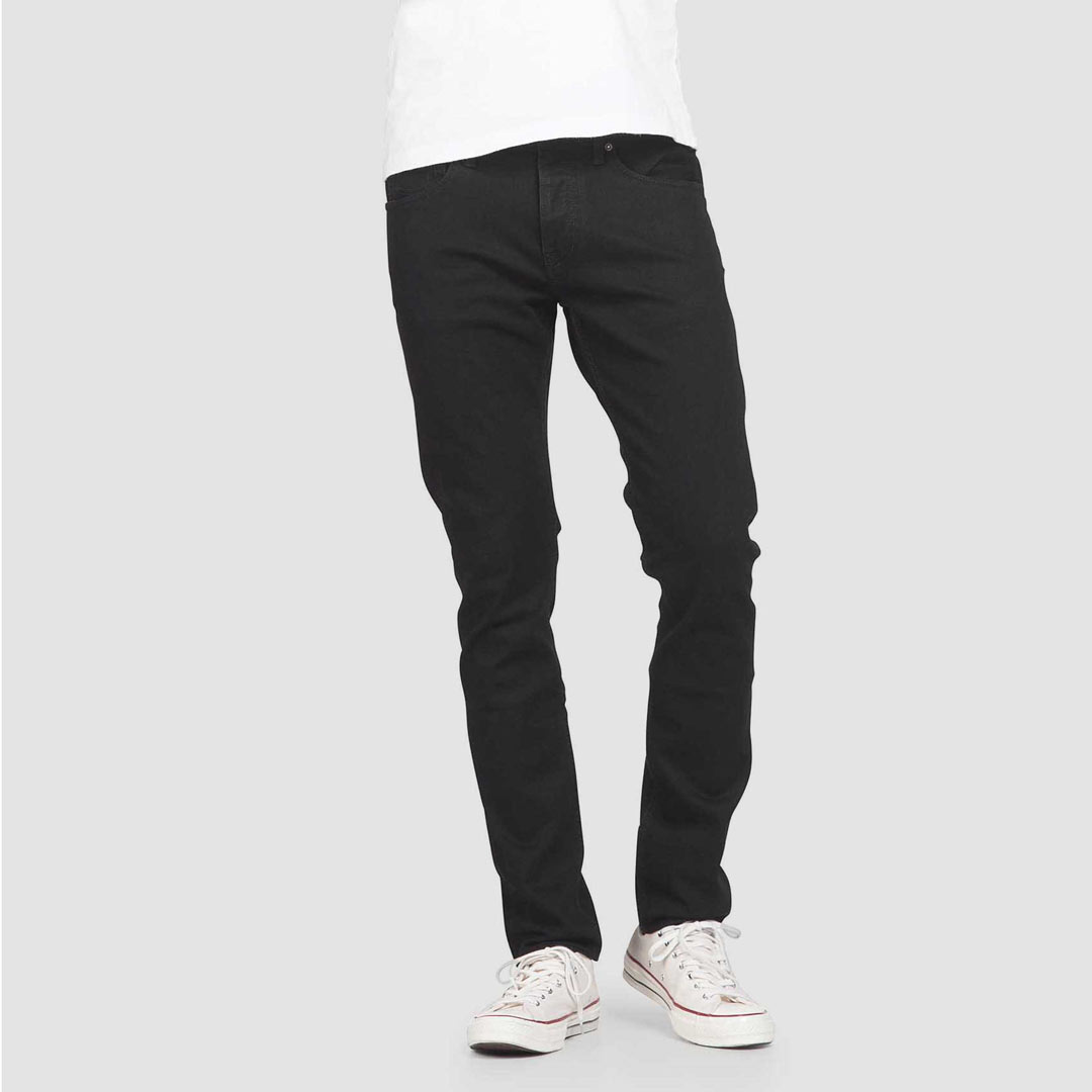 Charles stay black koi jeans