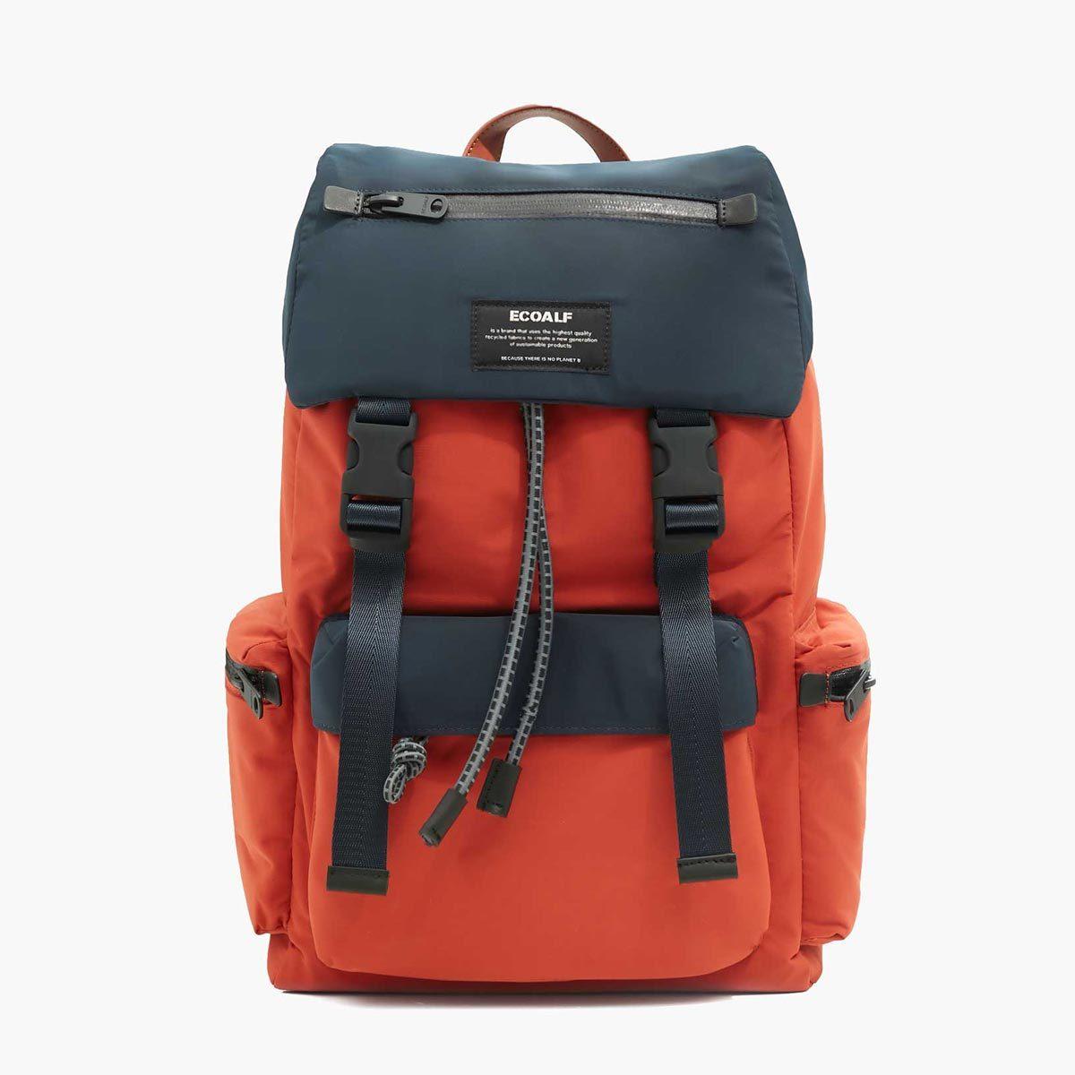 Ecoalf Wild Sherpa Backpack Ryggäsck i återvunnen nylon