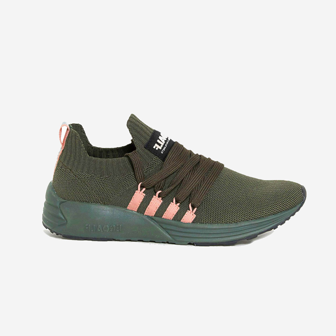 Bora Sneaker Ecoalf Dusty Pink