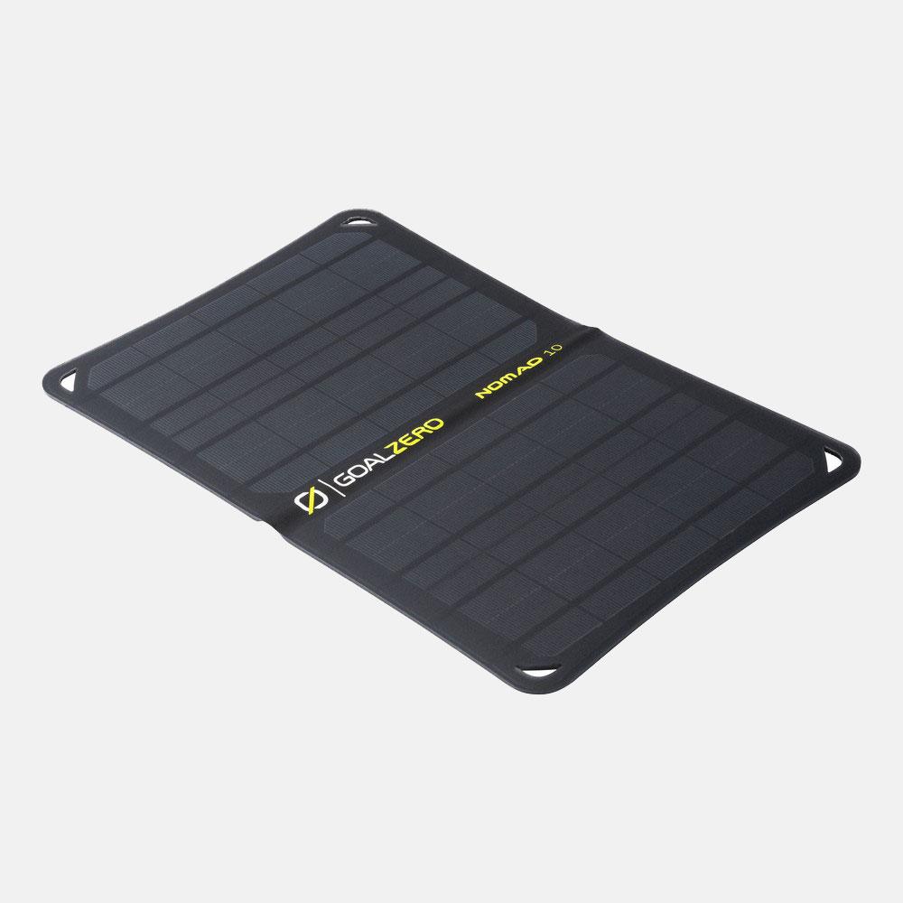 Nomad 10 solpanel från Goal Zero.