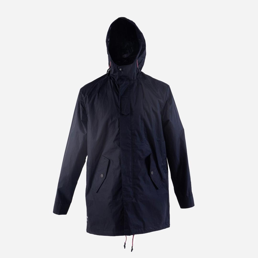 Ekologisk funktionsjacka från Jeckybeng 100% ekologisk bomull. The Lightweight Jacket.