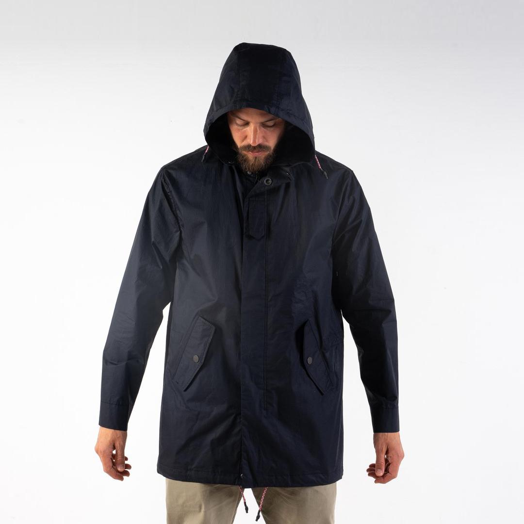 The Lightweight Jacket - Dark Blue - Jeckybeng