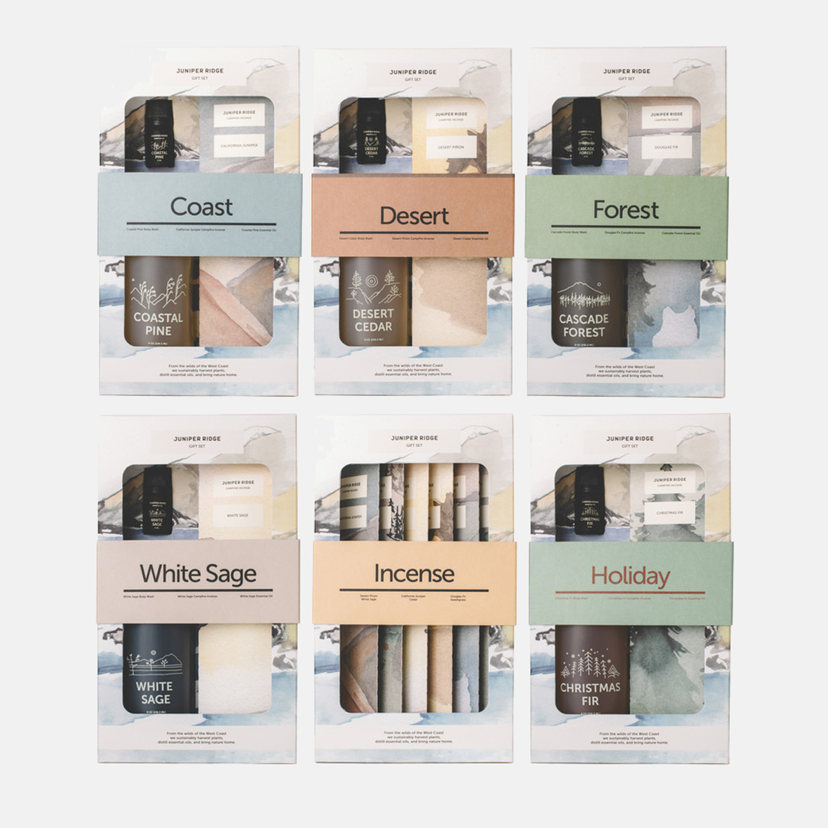 juniper Ridge Gift Sets