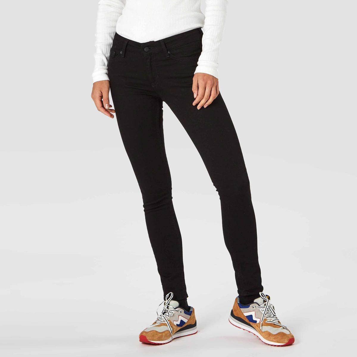 ekologiska jeans svarta koi