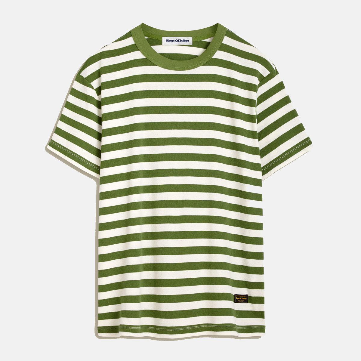 T-shirt framtagen ur 100% återvunna material
