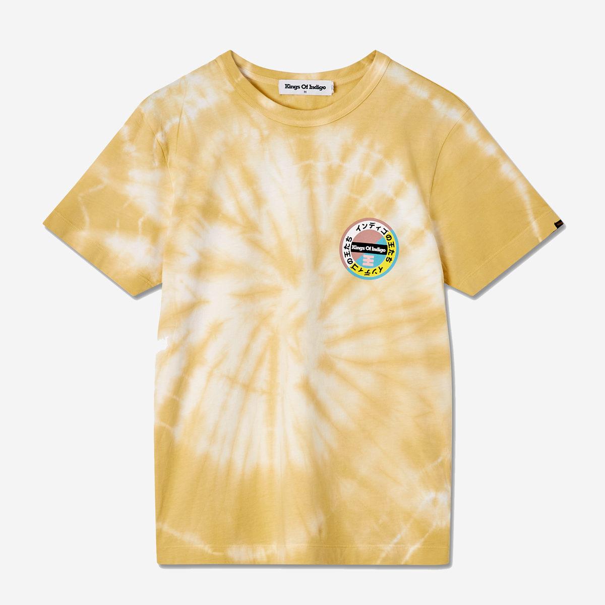 batik t-shirt ekologisk