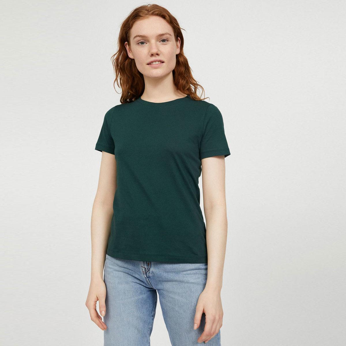 T-shirt från Armedangels i 100% ekologisk bomull. Lidas Deep Lake