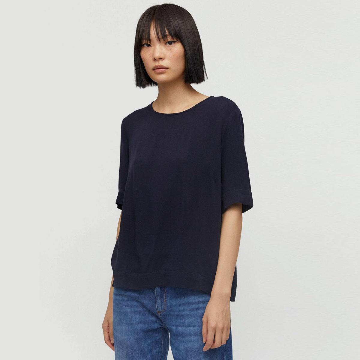Loriaa blus 100% EcoVero