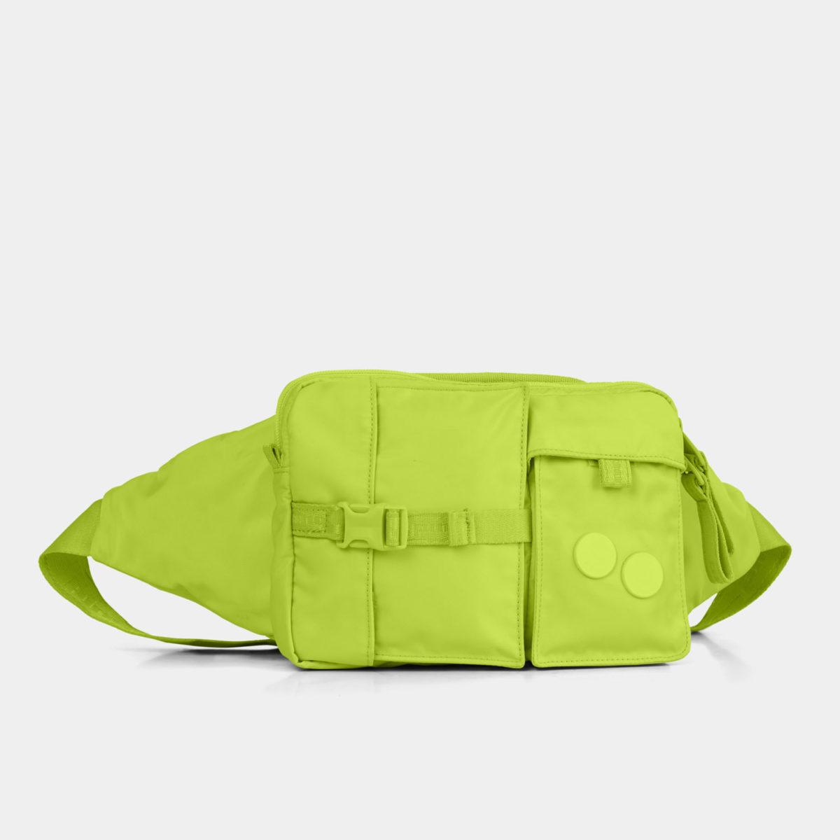 tetri flash yellow pinqponq midjeväska neonfärgad