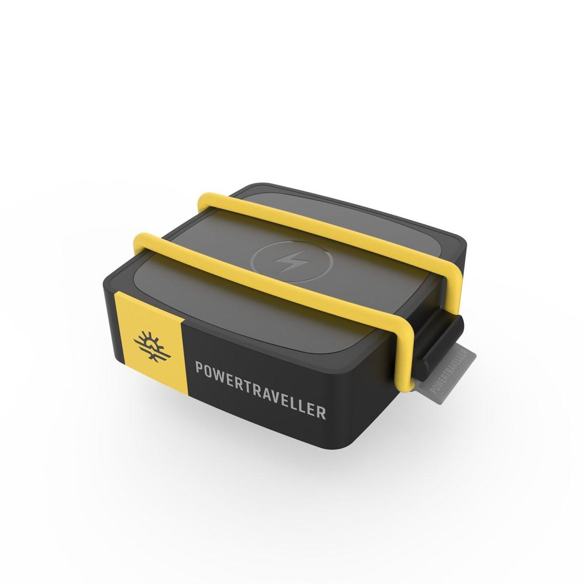 Bärbart extrabatteri med 6700mAh kapacitet. Vattentåliga, stöttålig & trädlös laddning.