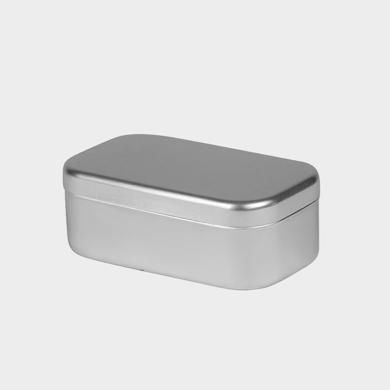 Matlåda för bröd, mackor, nittet osv i 100% aluminium