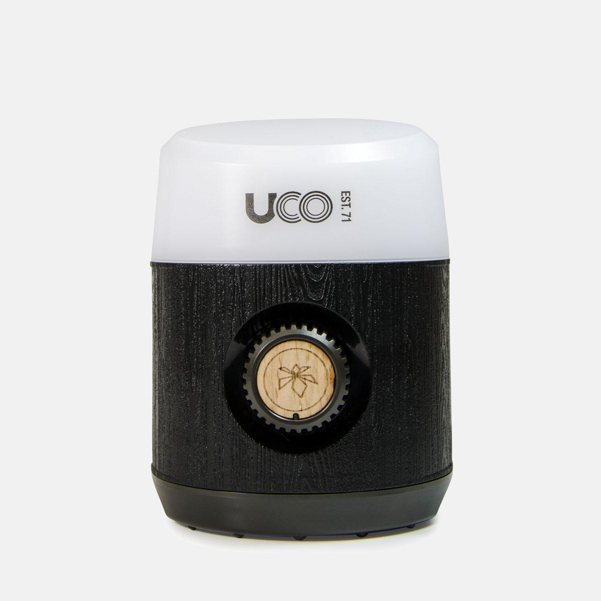 Uppladdningsbar campinglykta & USB-powerbank