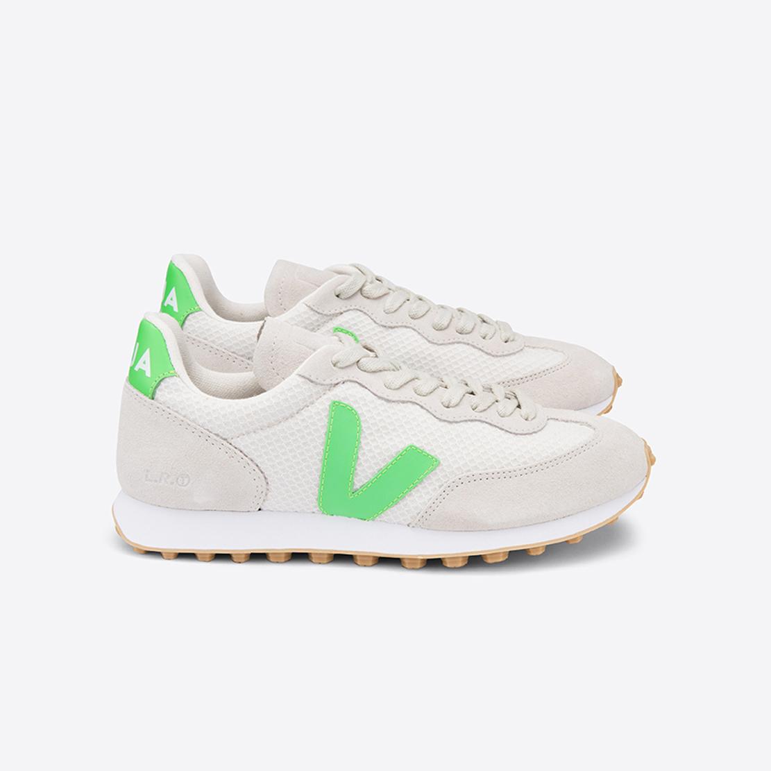 VEJA Rio-Branco Gravel Absinthe sneaker